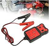 Comprobador electrónico de relés automotrices de 12 V, comprobador de batería de diagnóstico automático, Universal para Uso con comprobador de relés de Clips