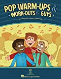 Pop Warm-Ups & Work-Outs for Guys: Book Only