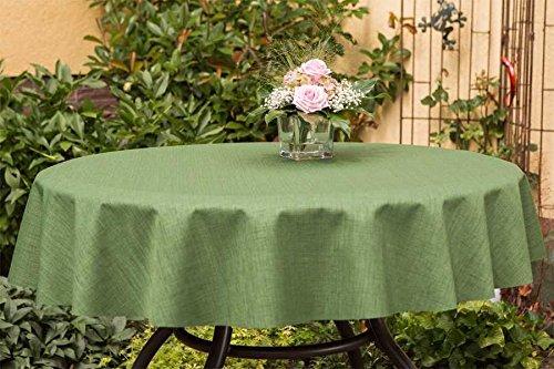 Abwaschbare Tischdecken 10x18 cm Muster , Material: 100{5326f16cce1f09043b62e014b9b77b81c03ca28c193f83de2814d4ce2ae77f9d} Polyester, Farbe: grün, Design: Oslo