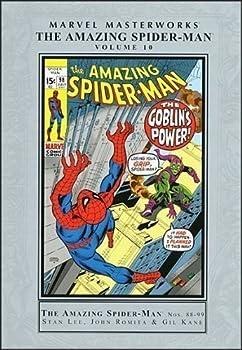 Marvel Masterworks: The Amazing Spider-Man, Vol. 10 - Book #101 of the Marvel Masterworks