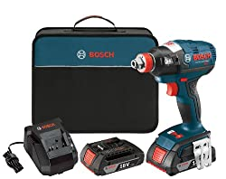 Bosch IWBH182B Cordless Impact Wrench