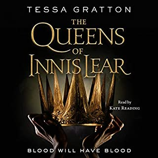 Couverture de The Queens of Innis Lear