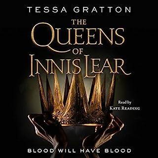 Page de couverture de The Queens of Innis Lear