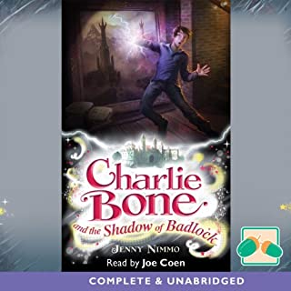 Charlie Bone     and the Shadow of Badlock              By:                                                                                                                                 Jenny Nimmo                               Narrated by:                                                                                                                                 Joe Coen                      Length: 7 hrs and 8 mins     2 ratings     Overall 5.0