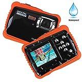 Best Digital Camera For Kids Waterproofs - Smyidel Waterproof Mini Kid Camera High Definition 12MP Review