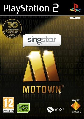 SingStar: Motown (PS2) [Edizione: Regno Unito]