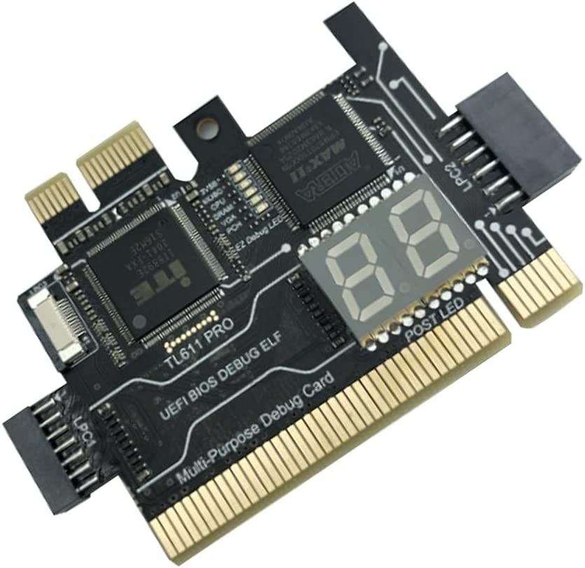 Telituny Diagnostic Card - TL611 Motherboard Car Now Super sale period limited free shipping Pcie