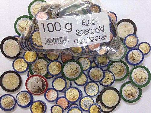 Prophila Collection Euro-Spielgeld aus Pappe