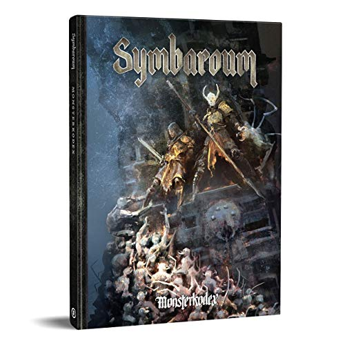 Modiphius Symbaroum Monster Codex Game
