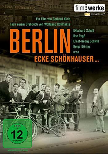 Berlin - Ecke Schönhauser ...