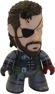 Metal Gear Solid Titan Merchandise - Vinyl Minifigure V Collection - Big BOSS (3 inch)