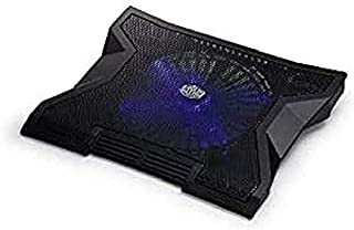 """Cooler Master NotePal XL Laptop Cooling Pad 'Silent 230mm Blue LED Fan, USB Hub, Supports Up to 17"""" laptops' R9-NBC-NXLK-GP"""