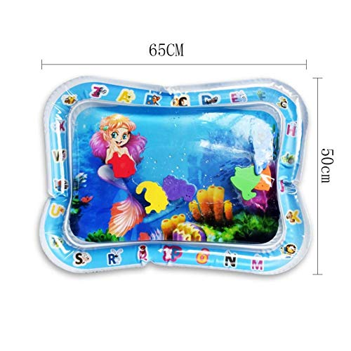 HYLEI Kids Water Play Mat Inflatable Play Center Dropship