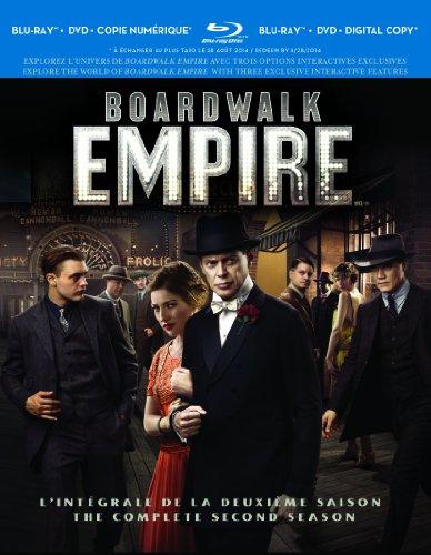 Boardwalk Empire: The Complete Second Season [Blu-ray]