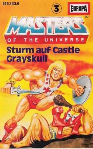Masters of the Universe, Folge 3: Sturm auf Castle Grayskull