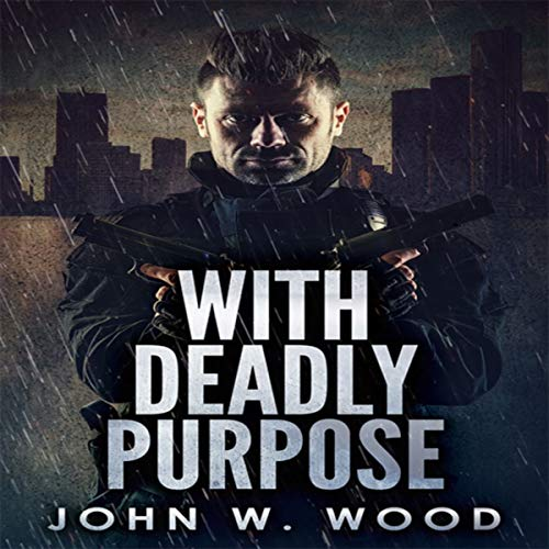 With Deadly Purpose audiobook cover art