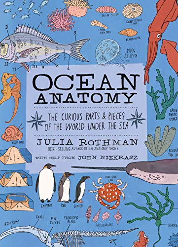 Ocean Anatomy: The Curious Parts & Pieces of the World under the Sea