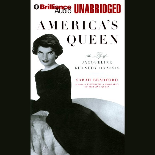 America's Queen audiobook cover art