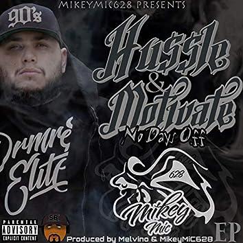 Hussle & Motivate NoDaysOff