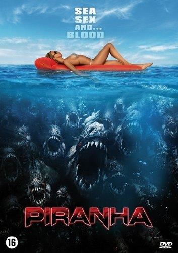Piranha 3d - Film en 2d