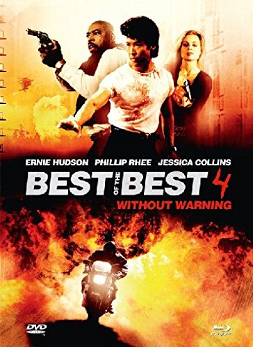 Best of the Best 4 - Without Warning - Uncut/Mediabook  (+ DVD) [Blu-ray] [Limited Collector's Edition]