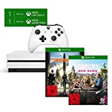 Xbox One S 1TB - The Division 2 Bundle + Far Cry New Dawn Standard Edition - [Xbox One]