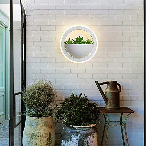Applique Chambre chevet LED Applique Mode Accueil Salon Aisle Couloir Éclairage décoratif (20 * 10 * 20 cm) (Color : A)