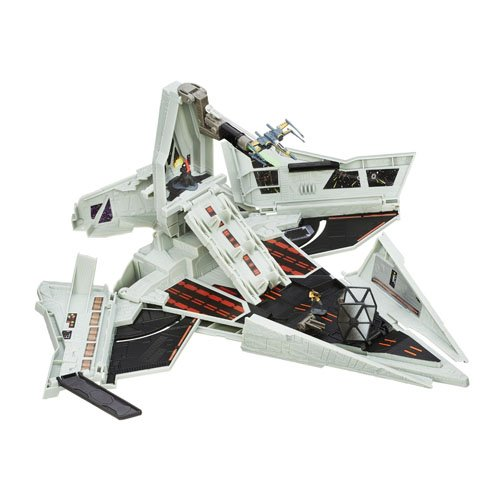 Hasbro  B3513EU4  - Star Wars E7 Micro Machines Sternenzerstörer Spielset