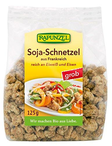 Rapunzel Bio Soja-Schnetzel grob (1 x 125 gr)