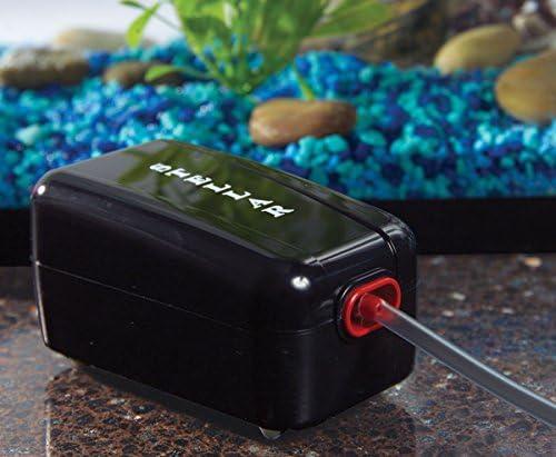 Koller Products Tom Aquarium Stellar Air Pump Rated 10 Gallon to 20 Gallon Aquariums product image