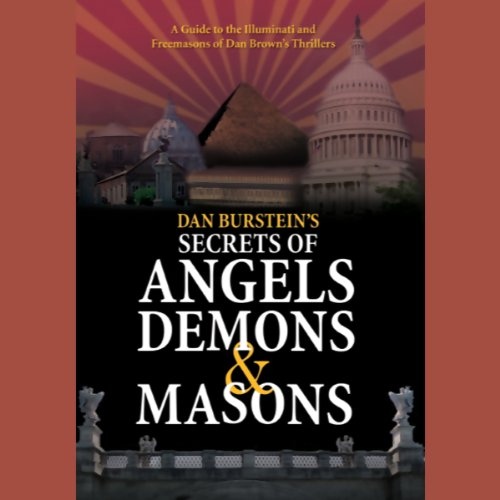 Secrets of Angels, Demons, and Masons audiobook cover art