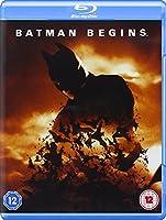 Batman Begins [Blu-ray] [Import anglais]