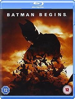 Batman Begins [Blu-ray] [2005] [Region Free] (B0019FLTH8) | Amazon price tracker / tracking, Amazon price history charts, Amazon price watches, Amazon price drop alerts