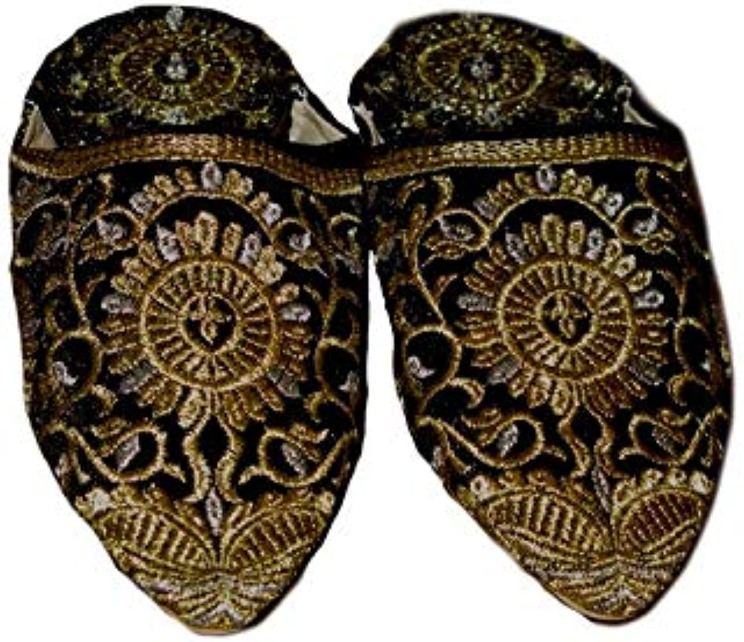 Le Marrakech Store Home Slippers, Women Slippers,Wedding Slippers,gold Slippers,Bridal Slippers
