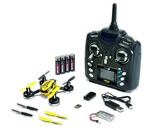 Carson 500507082 - X4 Quadcopter Spy sport 100% RTF GHz
