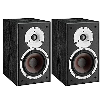 Dali Spektor 2 Bookshelf Speakers (Pair) (Black) (Refurbished) by DALI
