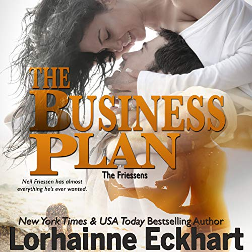 The Business Plan audiobook cover art