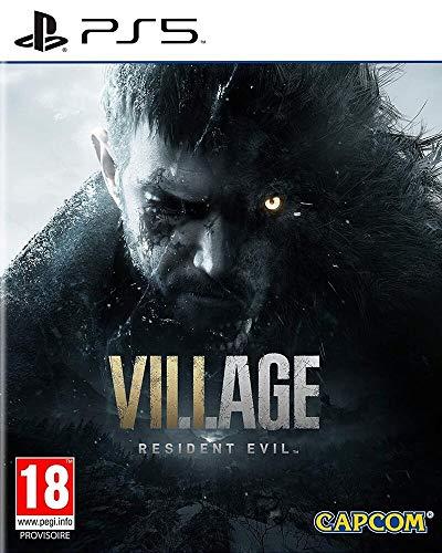 Resident Evil VIllage (PS5)