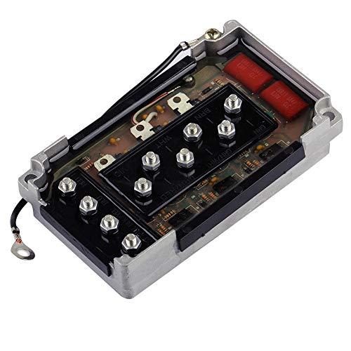 Matedepreso CDI Switchbox Power Pack 332-7778A12 Caja de interruptores para Barco con Accesorios para Mercury 3, 6 Cilindros, como en la Imagen, Tamaño Libre