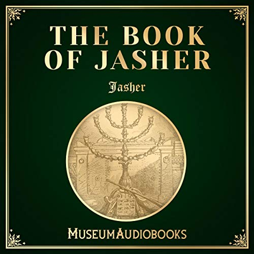 The Book of Jasher Audiobook By Jasher cover art