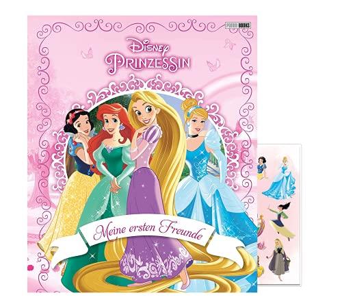 Panini Verlag Disney Princesa: Mi primer amigo (libro de tapa dura) + 1 pegatina de princesas.