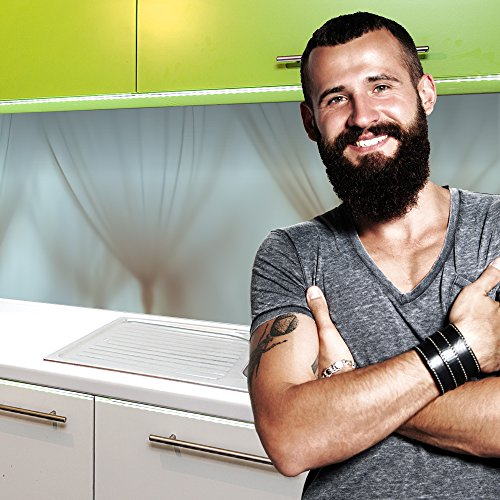 StickerProfis Küchenrückwand selbstklebend Pro Pusteblume 60 x 400cm DIY - Do It Yourself PVC Spritzschutz