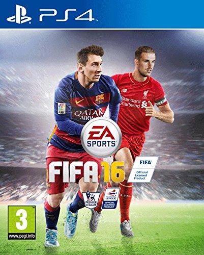 FIFA 16 (PS4) [PlayStation 4] [importación inglesa]