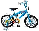 Stamp Iron Man Avengers Bike 16', Color Azul, 16 Pulgadas (AV299027SE)