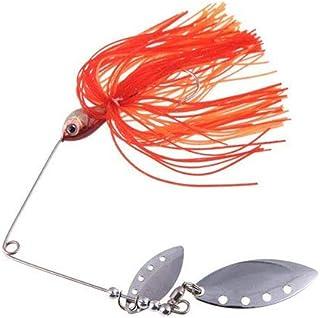 Morza 5pcs Suave Espiral de pl/ástico Artificial T se/ñuelos en Forma de Cola de pez Cebo de Pesca Que Pesca con ca/ña trastos Spinner