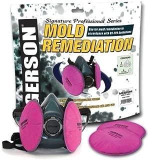 Gerson Mold Remediation Respirator Kit Signature Pro Series (Medium)