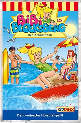 Folge 125: der Strandurlaub [Musikkassette] [Musikkassette]