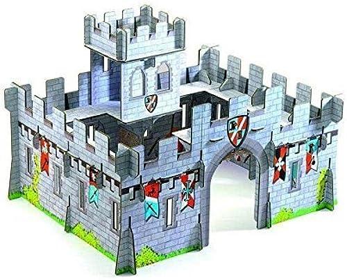 venta Djeco   Pop Pop Pop to Play Medieval Castle by Djeco  mejor moda