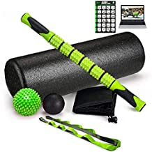 Fitness Kings The Ultimate Foam Roller Set - Large 18