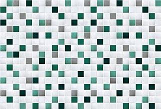 ورق حائط مزخرف من الفينيل لألواح الجدران من ماجيك فيكس (DPS-66: 1 قدم × 3 متر)